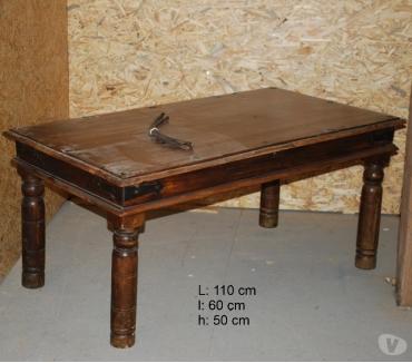 Photos Vivastreet Table de salon style colonial
