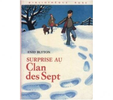 Photos Vivastreet Surprise du clan des sept T08 de Enid Blyton
