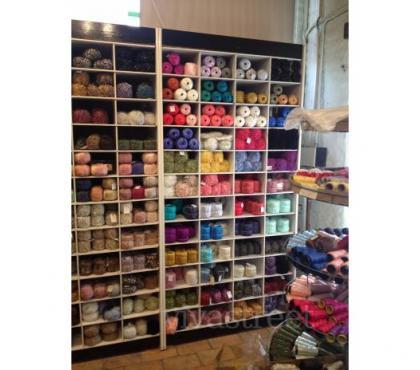 Photos Vivastreet Vente d'un stock de laine et fil à tricoter