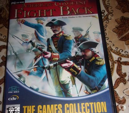 Photos Vivastreet jeu pc American Conquest Fight Back