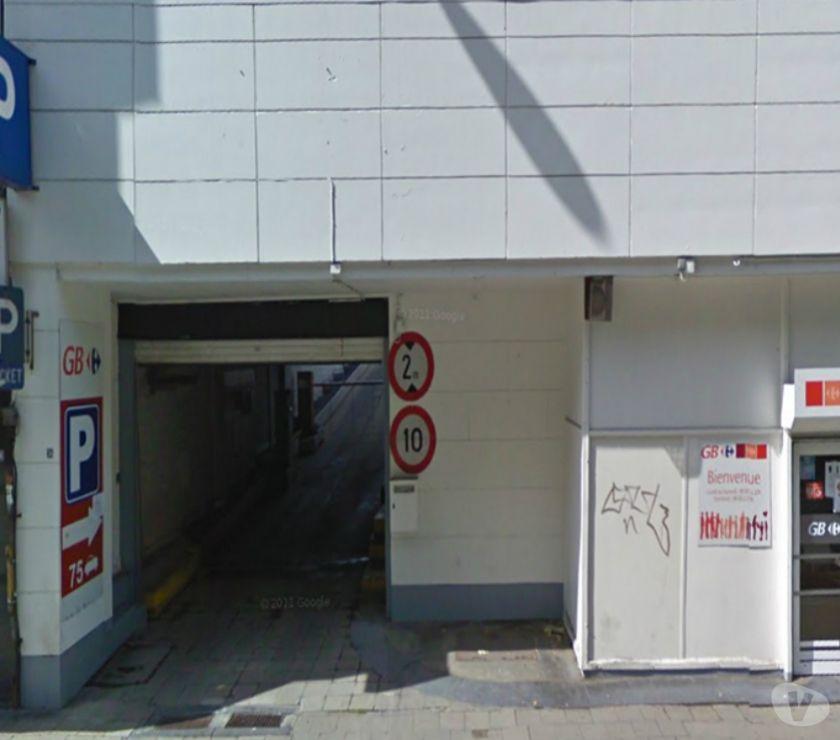 Location parking & garage Liège Liège - 4000 - Photos Vivastreet Parking à louer Guillemins Avenue Blonden