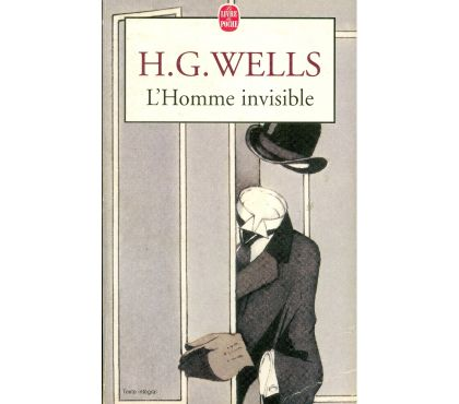 Photos Vivastreet L'homme invisible de Herbert George Wells