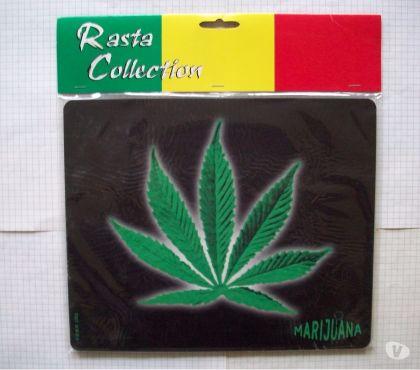 Photos Vivastreet Tapis de souris «Rasta Collection» neuf