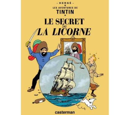 Photos Vivastreet Tintin et Milou – Le secret de la Licorne T11 RE
