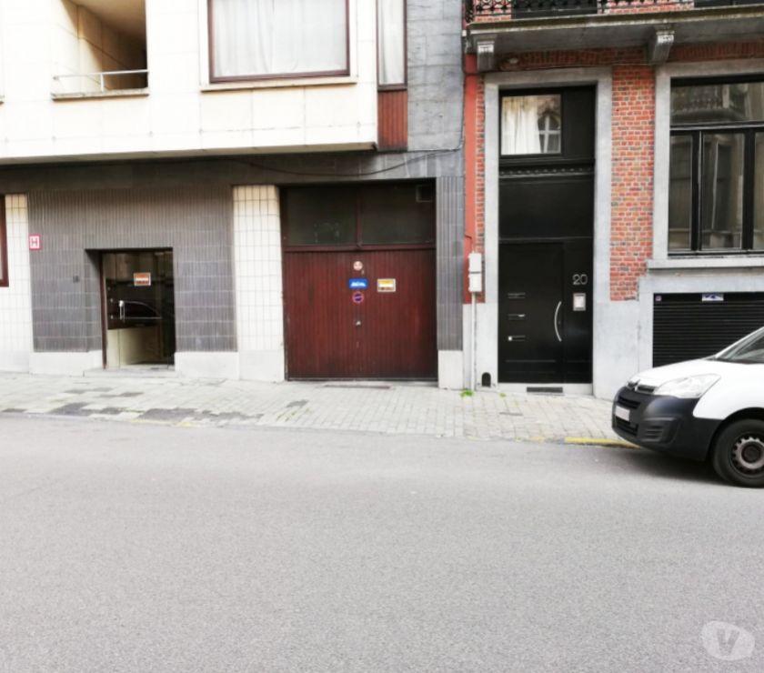 Photos Vivastreet Parking Vleurgat Avenue Louise