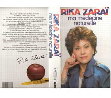 Photos Vivastreet Rika Zarai - Ma médecine naturelle
