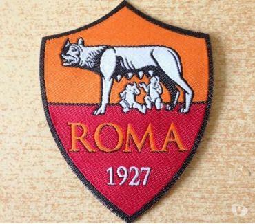 Photos Vivastreet Écusson Thermocollant football club as roma 1927 6x8 cm
