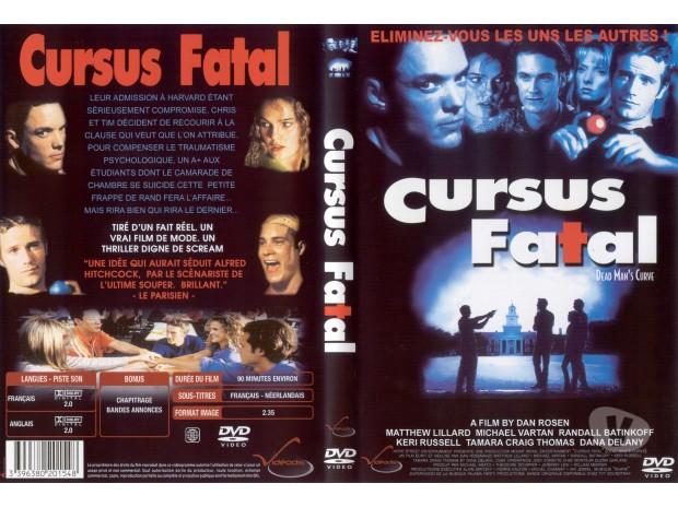 DVD Libramont Chevigny - 6800 - Photos Vivastreet Cursus fatal