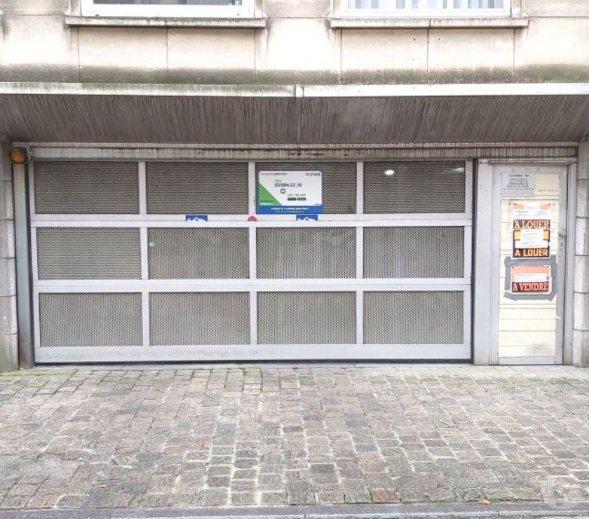 Location parking & garage Bruxelles Bruxelles - 1000 - Photos Vivastreet Parking à louer Trône