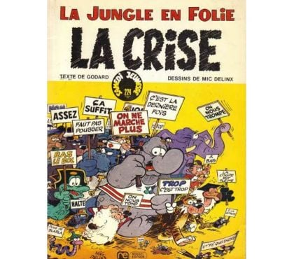Photos Vivastreet La Jungle en folie - La crise T6 EO