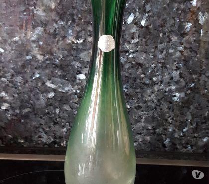 Photos Vivastreet Vase soliflore en cristal Val Saint Lambert