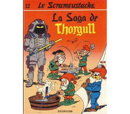 Photos Vivastreet Le Scrameustache – La saga de Thorgull T012 RE