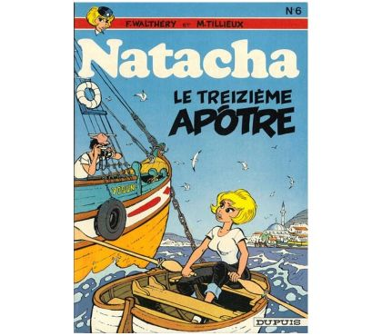 Photos Vivastreet Natacha – Le treizième apôtre T06 RE