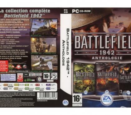 Photos Vivastreet Battlefield 1942 Anthologie (PC CD-rom)