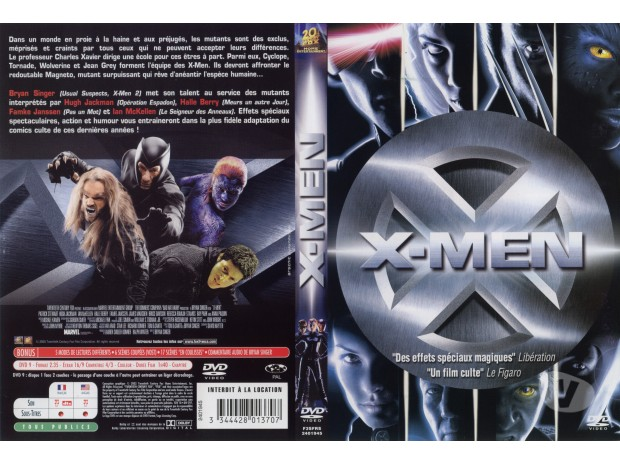 DVD Libramont Chevigny - 6800 - Photos Vivastreet X-men 1