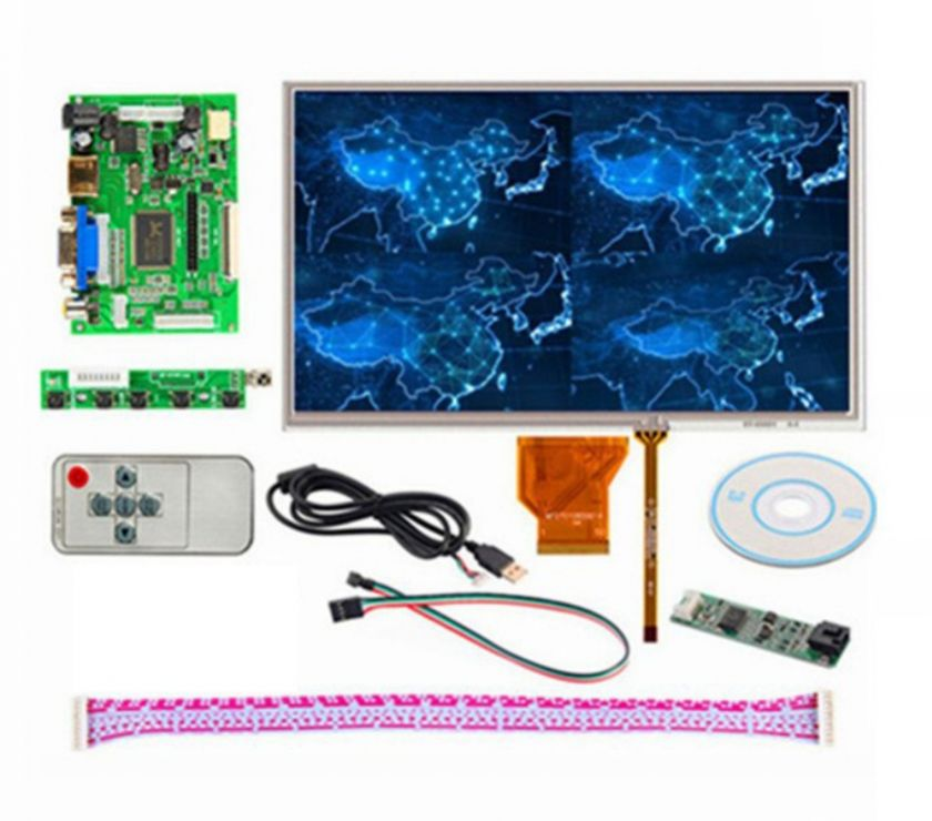 "Informatique Libramont Chevigny - 6800 - Photos Vivastreet INNOLUX 9"" LCD Écran Tactile AT070TN90"