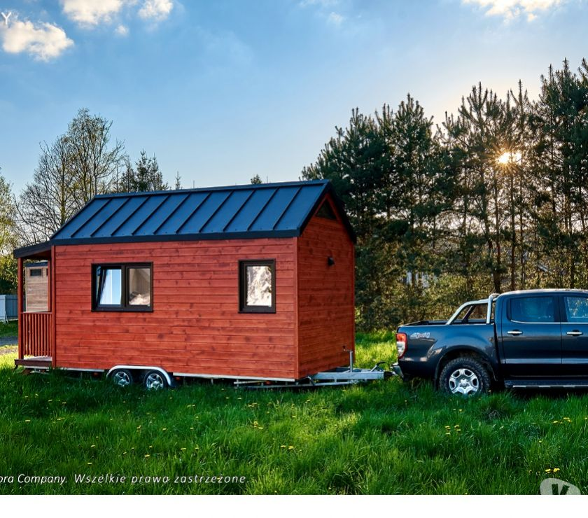 Photos Vivastreet NOUVELLE MAISON MOBILE TINY HOUSE TOUTE L'ANNEE