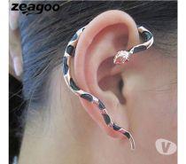 Photos Vivastreet Serpent boucles d'oreilles percé pour femme