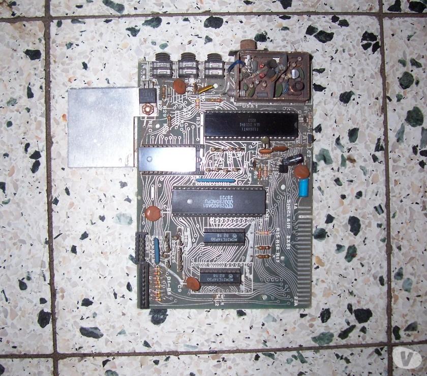 Photos Vivastreet SINCLAIR ZX81 (circuit avec le Z80A) sans boîtier !