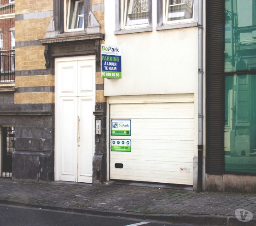 Location parking & garage Bruxelles Bruxelles - 1000 - Photos Vivastreet Parking à louer Maelbeek Rue Stevin
