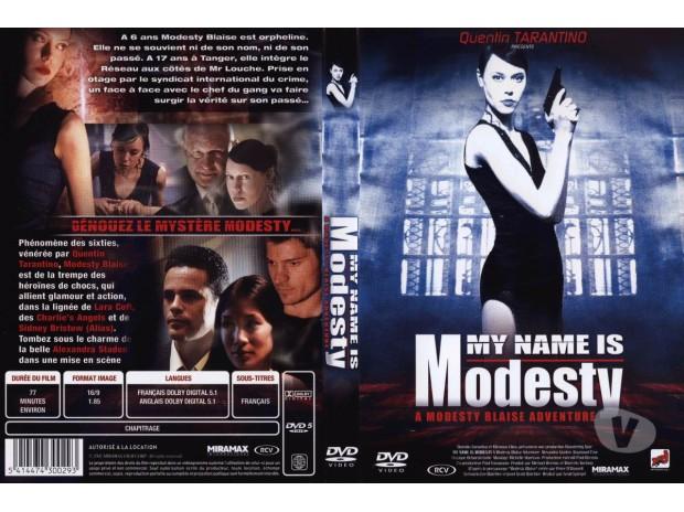 DVD Libramont Chevigny - 6800 - Photos Vivastreet My name is modesty