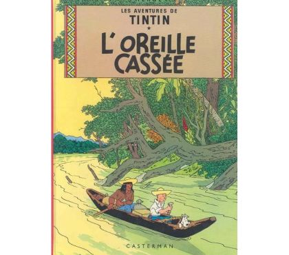 Photos Vivastreet Tintin et Milou – L'oreille cassée T06 RE