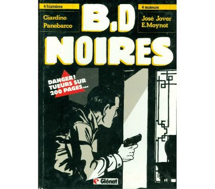 Photos Vivastreet BD noires 4 auteurs