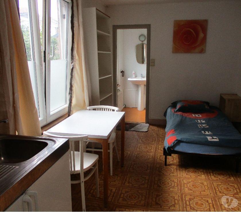 location meublé Liège Liège - 4020 - Photos Vivastreet studio pour étudiant(e) ou stagiaire