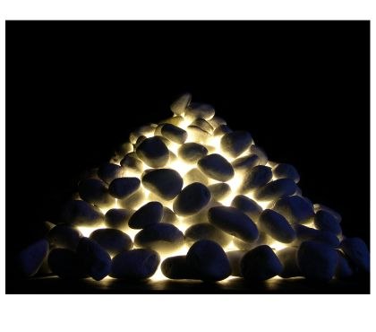 Photos Vivastreet Sculpture Zen Design Marbre Lampe Pyramide