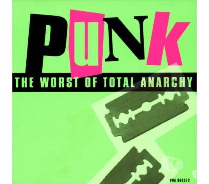 Photos Vivastreet Punk the worst of total anarchy (Green)