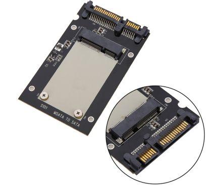 Photos Vivastreet Convertisseur Adaptateur mSATA SSD 2.5