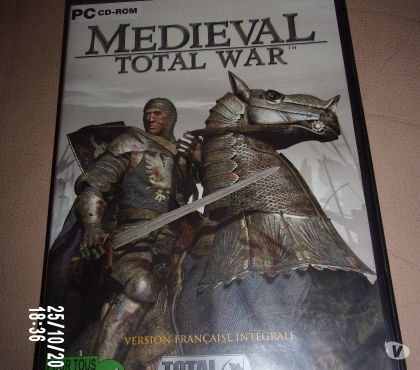 Photos Vivastreet jeu pc Medieval total war