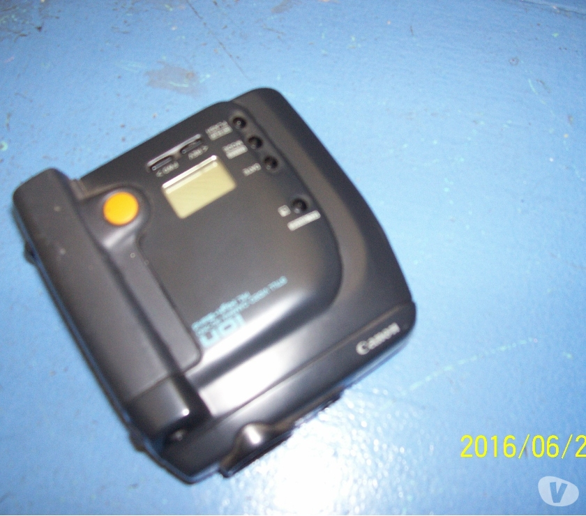 Photos Vivastreet 2 CANON Ion still video camera Pal high band à mini disque
