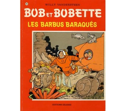 Photos Vivastreet Bob et Bobette – Les barbus baraqués T206 RE