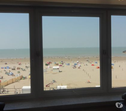 Photos Vivastreet Appartement sur la digue à Middelkerke (Max.5 pers.)