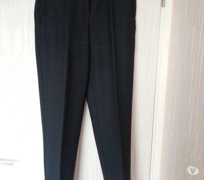 Photos Vivastreet Pantalon gris anthracite foncé
