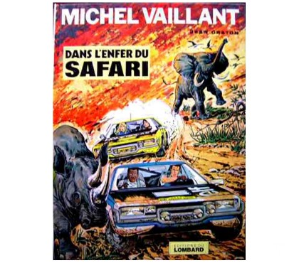 Photos Vivastreet Michel Vaillant – Dans l'enfer du safari T27 RE