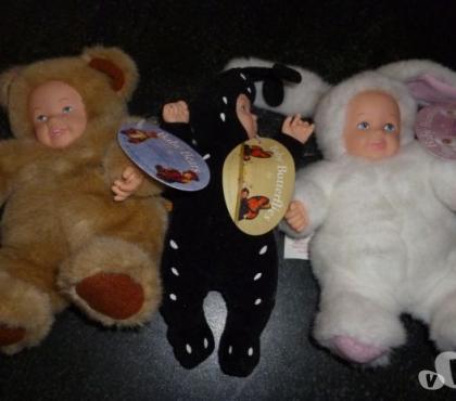 Photos Vivastreet 3 poupées Anne Geddes