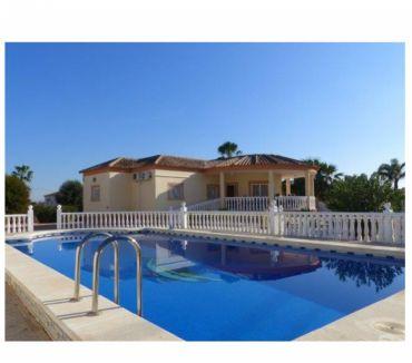 Photos Vivastreet Costa Blanca-Catral:Jolie villa 8p,4ch,piscine privée,19ares