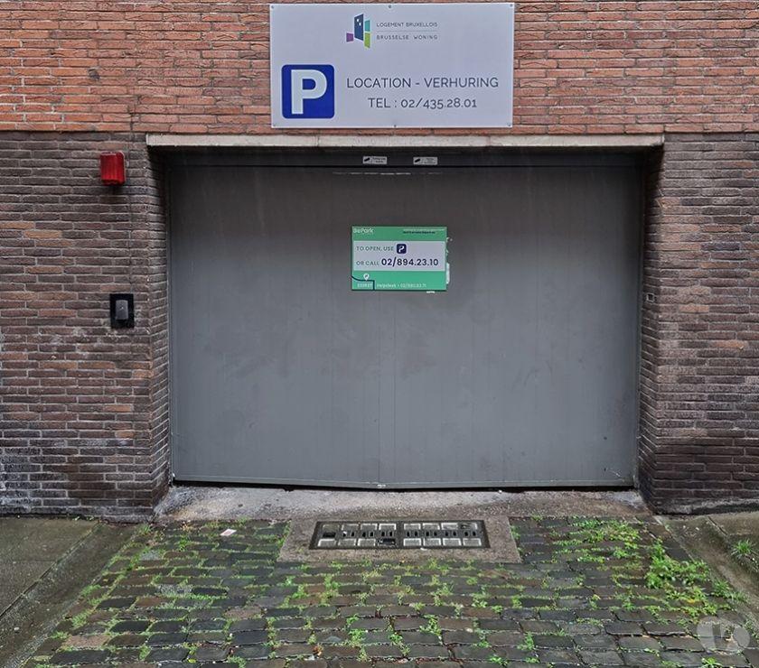 Location parking & garage Bruxelles Bruxelles - 1000 - Photos Vivastreet Parking à louer Rue du Miroir Bruxelles 1000