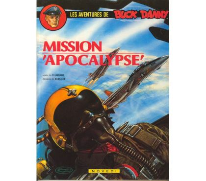 Photos Vivastreet Buck Danny – Mission '' Apocalyptique '' T41 RE
