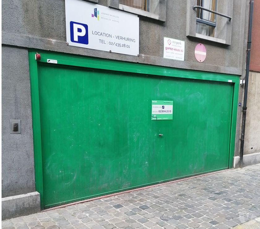 Location parking & garage Bruxelles Bruxelles - 1000 - Photos Vivastreet Parking à louer Rue de la Prévoyance Bruxelles 1000