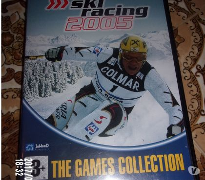 Photos Vivastreet jeu pc Ski racing 2005