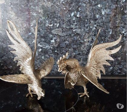 Photos Vivastreet Couple de coqs de bruyère en métal