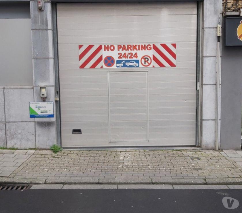 Location parking & garage Schaerbeek - 1030 - Photos Vivastreet Parking à louer - te huur Gare de Meiser