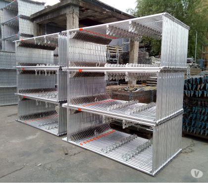 Photos Vivastreet Echafaudage cadres alu neufs 500m², planchers de 2,57m
