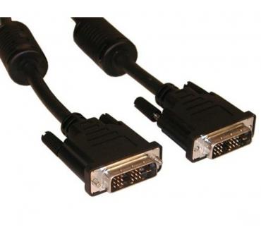 Photos Vivastreet Câble DVI vers DVI Mono ou Dual channel, Blanc ou noir