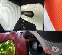 Photos Vivastreet Vinyle adhésif carbone, mat, brillant noir, blanc, camouflag