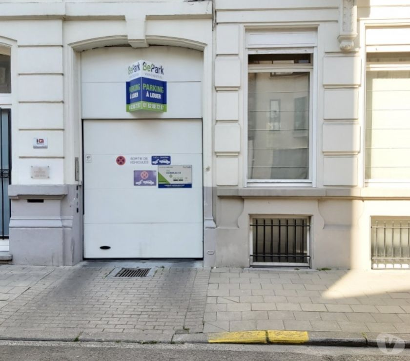 Photos Vivastreet Parking à louer Avenue Louise