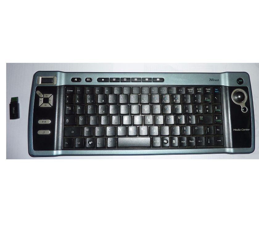 Photos Vivastreet Trust Vista Remote Keyboard KB-2950